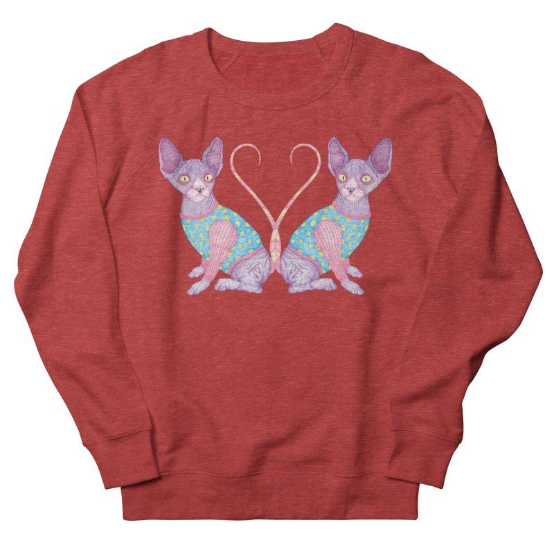 Clowncat Men's Sweatshirt by Ranggasme's Artist Shop