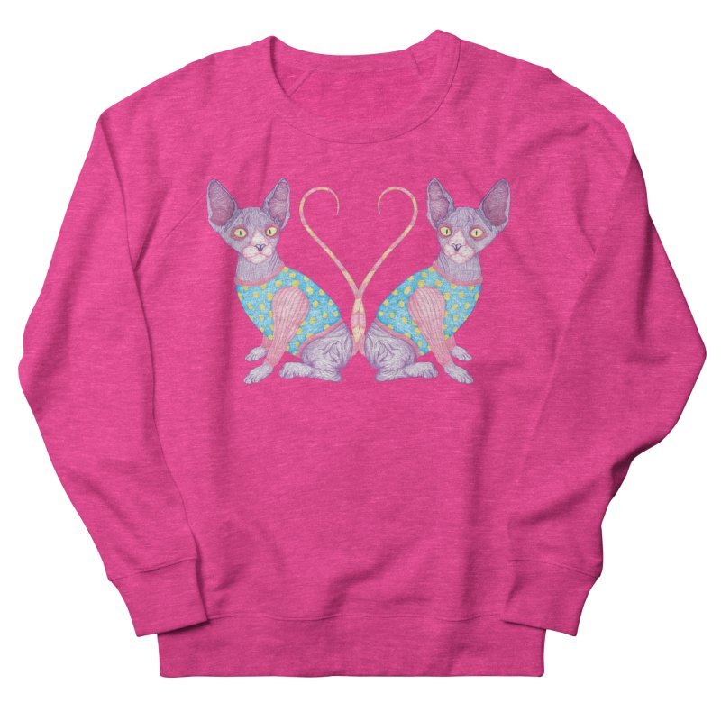 Clowncat Men's Sweatshirt by Ranggasme's Artist Shop