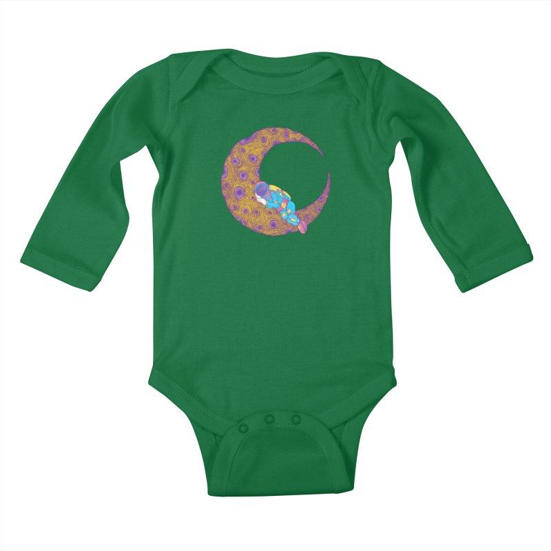 The Science of Sleep Kids Baby Longsleeve Bodysuit by Ranggasme's Artist Shop