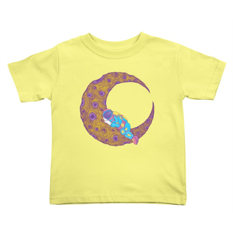 The Science of Sleep Kids Toddler T-Shirt by Ranggasme's Artist Shop