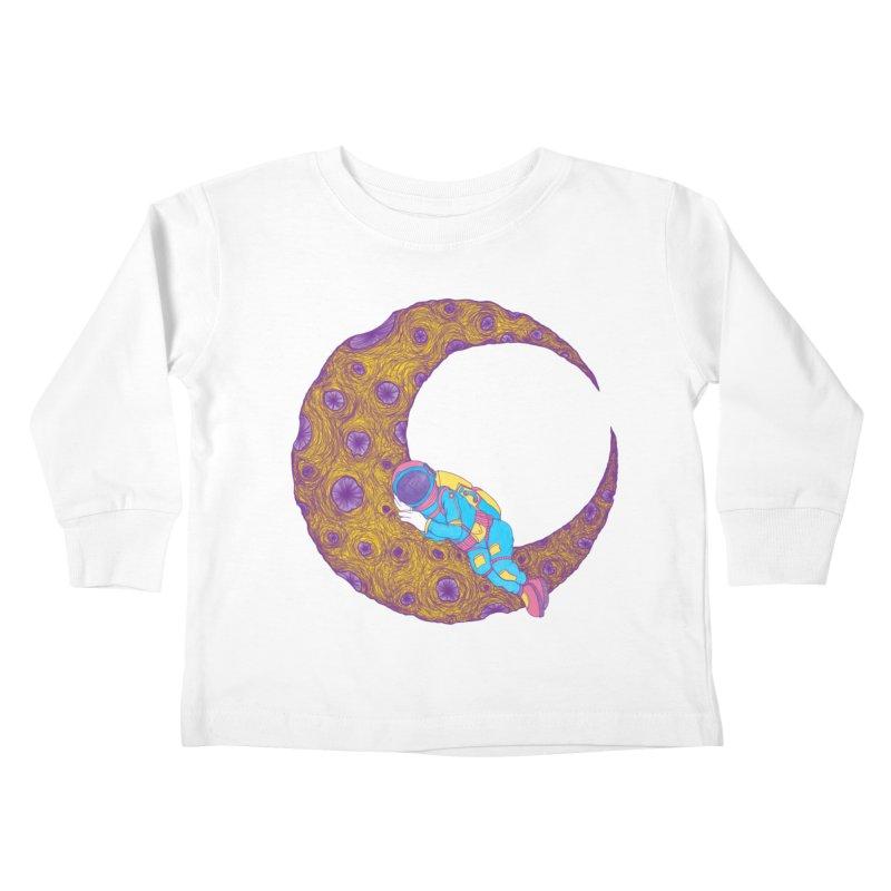 The Science of Sleep Kids Toddler Longsleeve T-Shirt by Ranggasme's Artist Shop