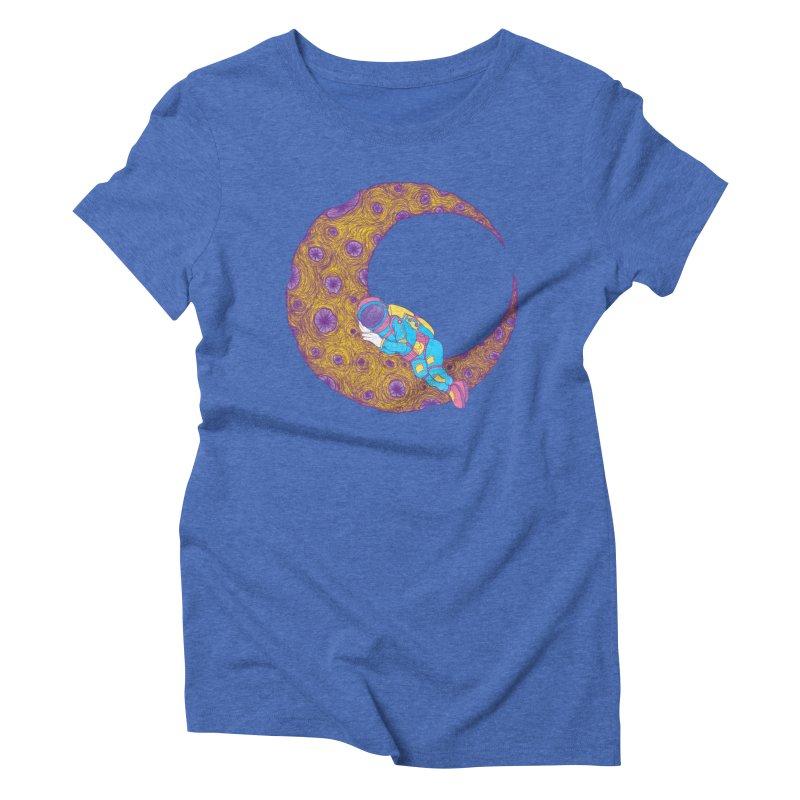 The Science of Sleep Women's Triblend T-Shirt by Ranggasme's Artist Shop