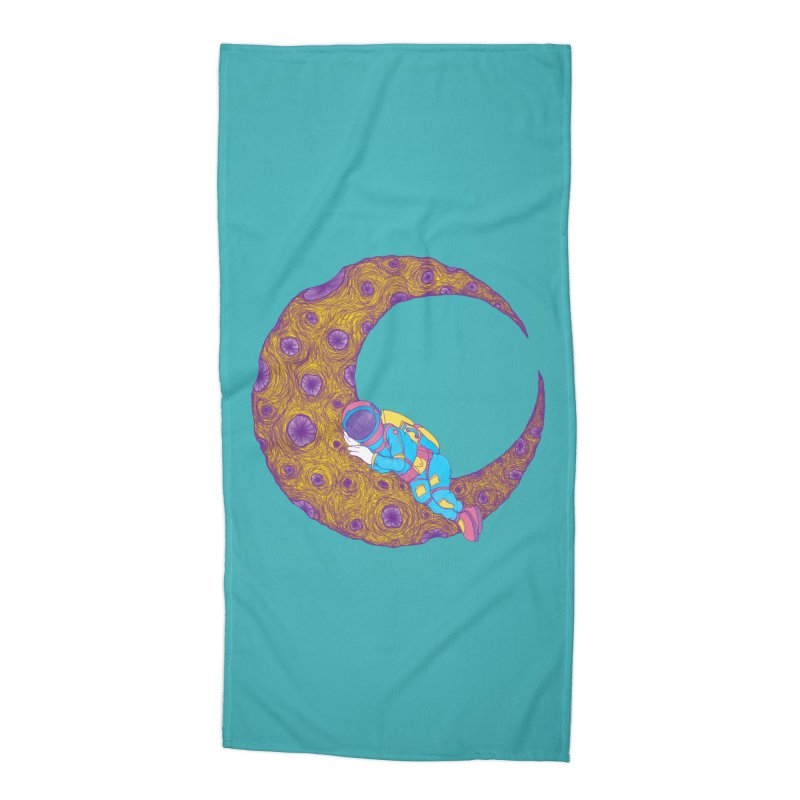 The Science of Sleep Accessories Beach Towel by Ranggasme's Artist Shop