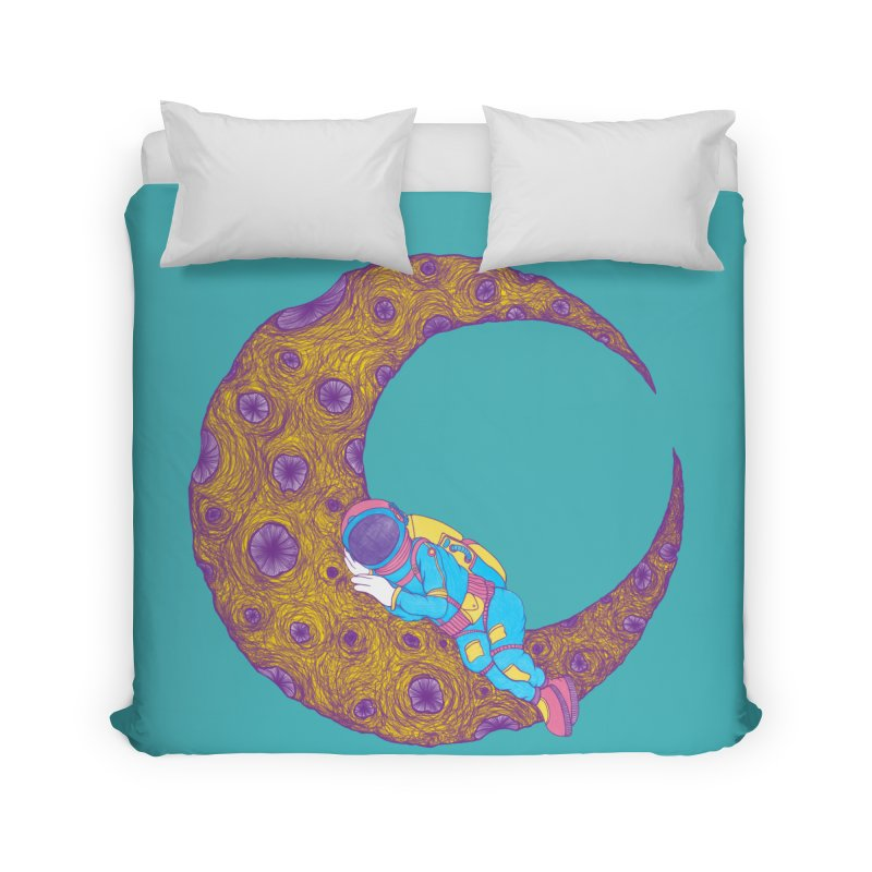 The Science of Sleep Home Duvet by Ranggasme's Artist Shop