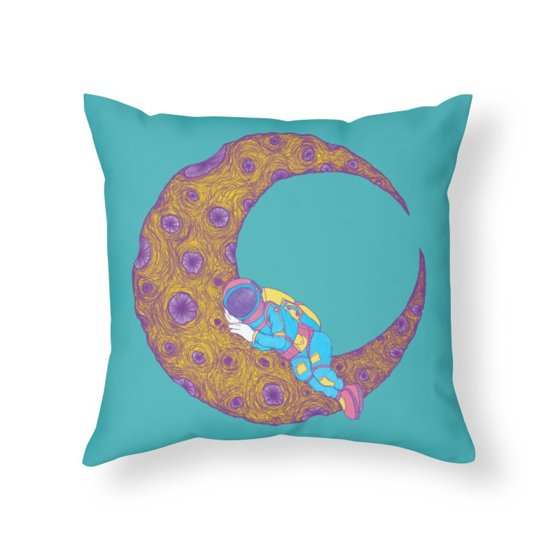 The Science of Sleep Home Throw Pillow by Ranggasme's Artist Shop