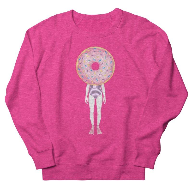The Summer Treats: Pool Party Doughtnut  Women's Sweatshirt by Ranggasme's Artist Shop