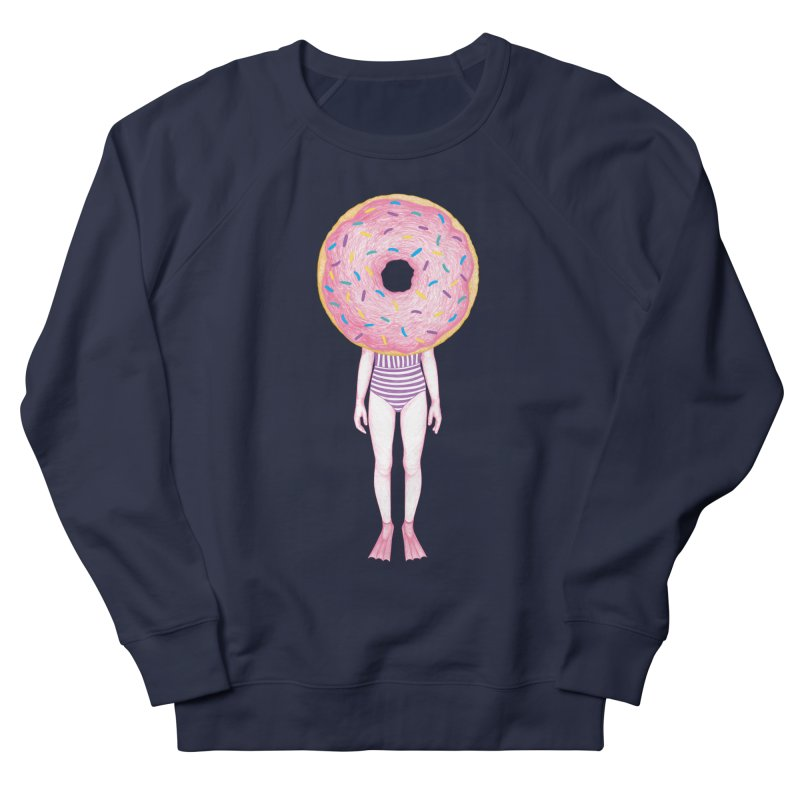 The Summer Treats: Pool Party Doughtnut  Women's Sweatshirt by Ranggasme's Artist Shop
