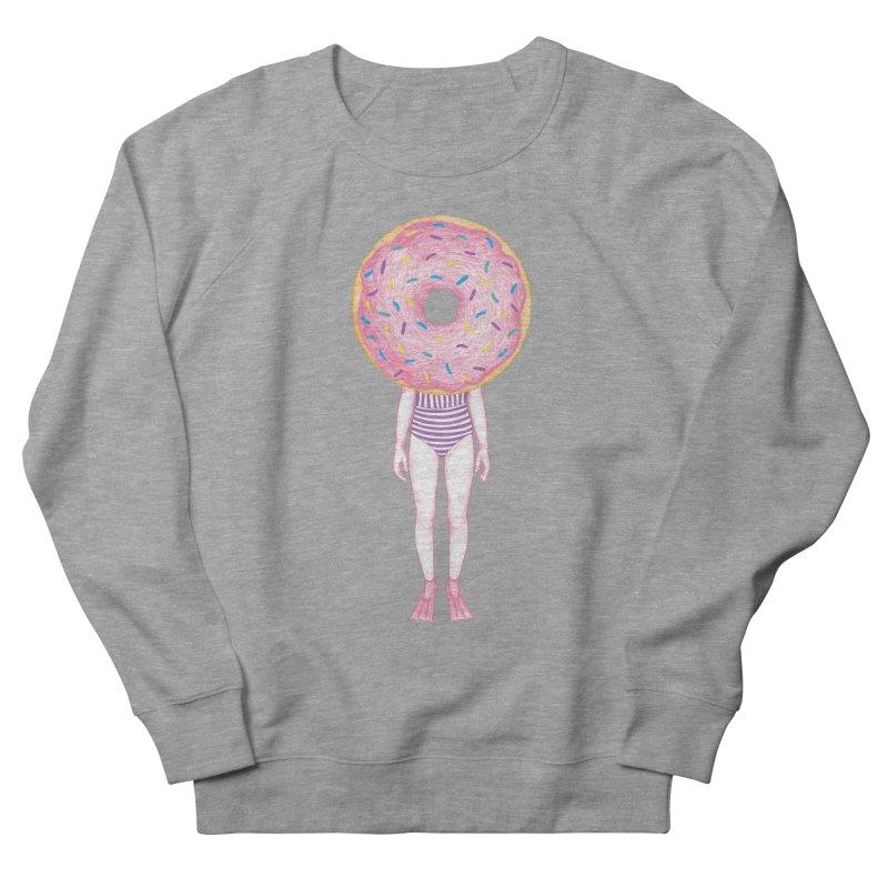 The Summer Treats: Pool Party Doughtnut  Men's Sweatshirt by Ranggasme's Artist Shop