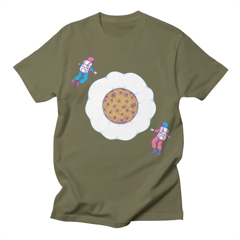 Moon Yolk Men's T-Shirt by Ranggasme's Artist Shop