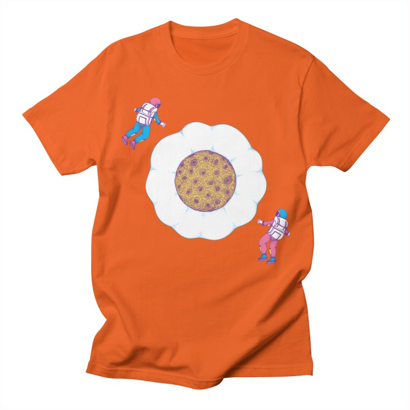 Moon Yolk Women's Unisex T-Shirt by Ranggasme's Artist Shop