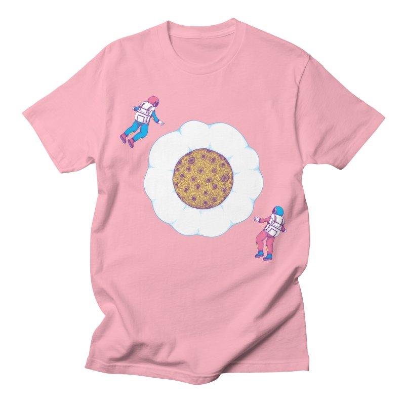 Moon Yolk Women's Unisex T-Shirt by Ranggasme's Artist Shop