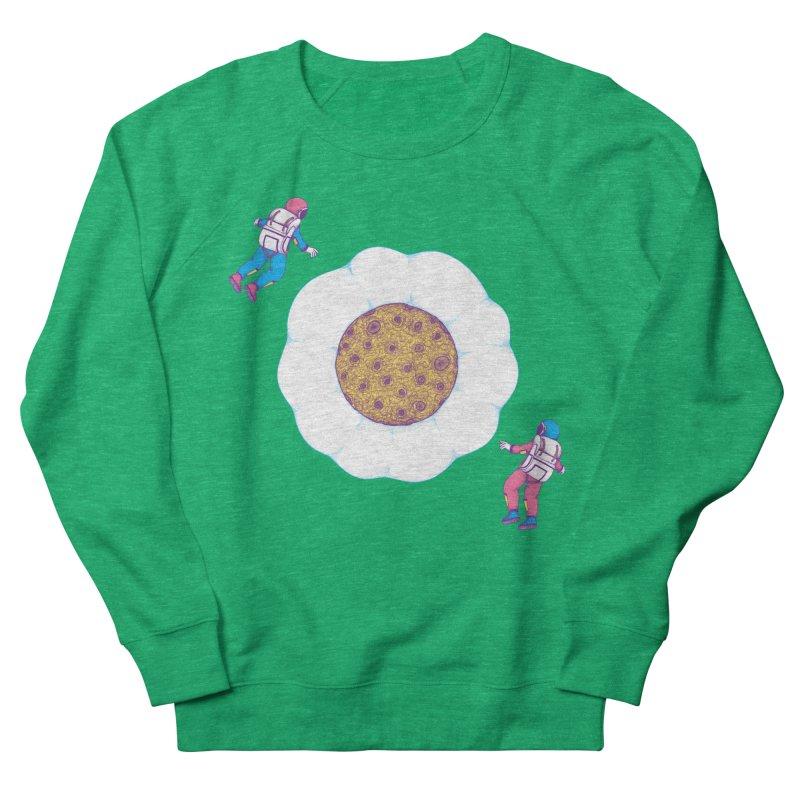 Moon Yolk Women's Sweatshirt by Ranggasme's Artist Shop