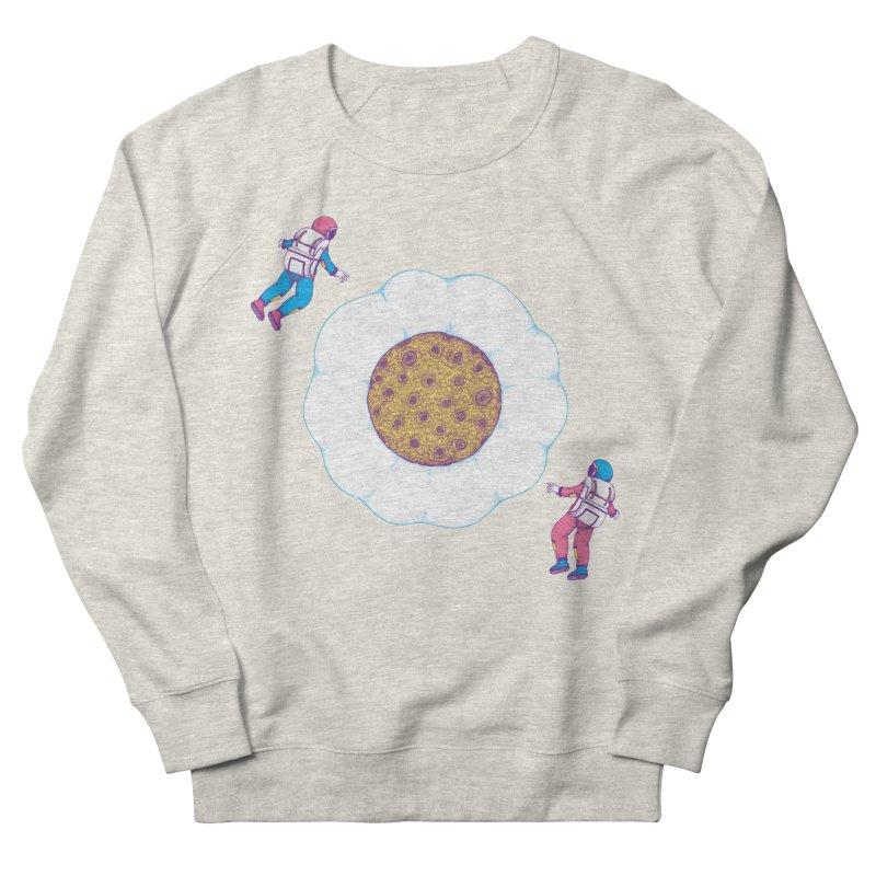 Moon Yolk Men's Sweatshirt by Ranggasme's Artist Shop