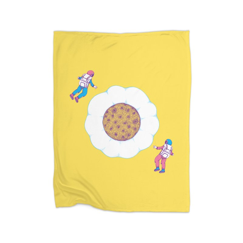 Moon Yolk Home Blanket by Ranggasme's Artist Shop