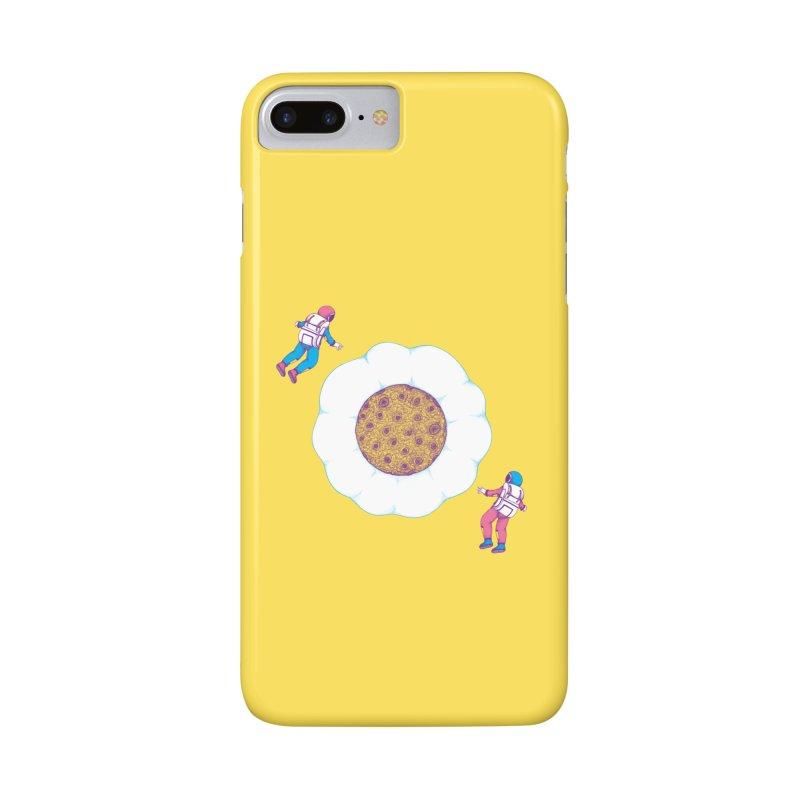 Moon Yolk Accessories Phone Case by Ranggasme's Artist Shop