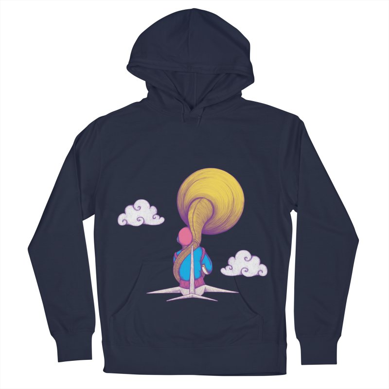 The Extraterrestrial Triumph Men's Pullover Hoody by Ranggasme's Artist Shop