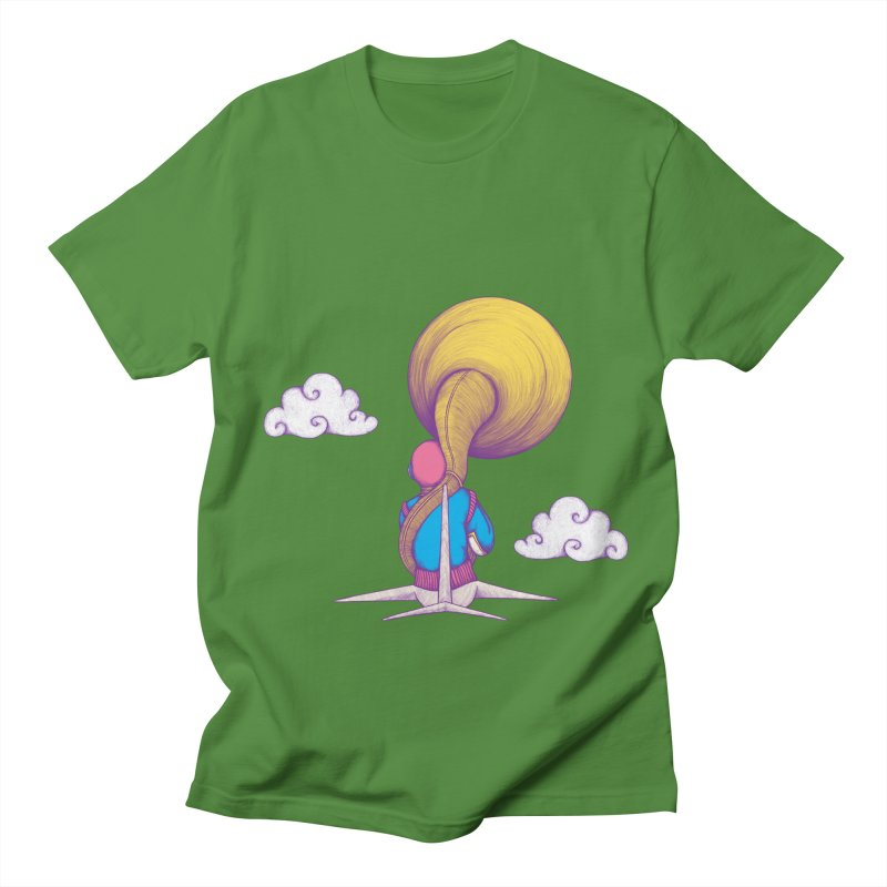 The Extraterrestrial Triumph Women's Unisex T-Shirt by Ranggasme's Artist Shop