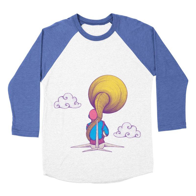 The Extraterrestrial Triumph Women's Baseball Triblend T-Shirt by Ranggasme's Artist Shop