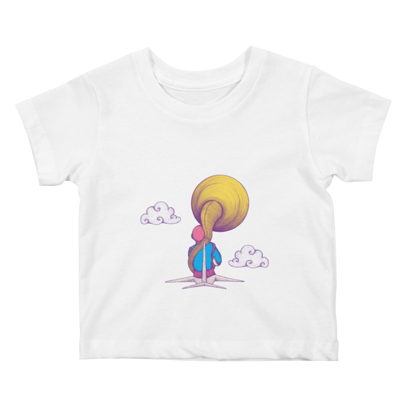 The Extraterrestrial Triumph Kids Baby T-Shirt by Ranggasme's Artist Shop