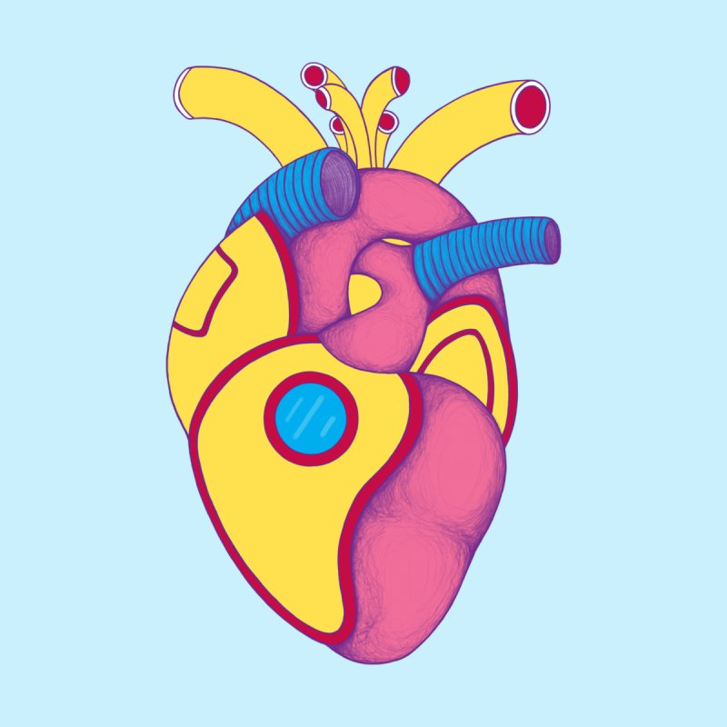 Yellow Submarine Heart None  by Ranggasme's Artist Shop