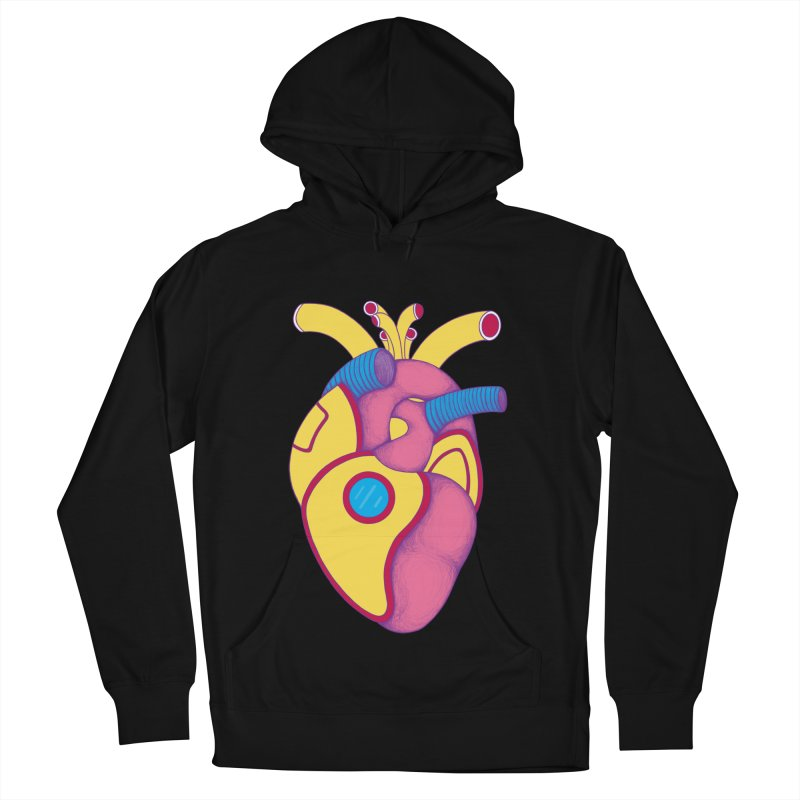 Yellow Submarine Heart Women's Pullover Hoody by Ranggasme's Artist Shop