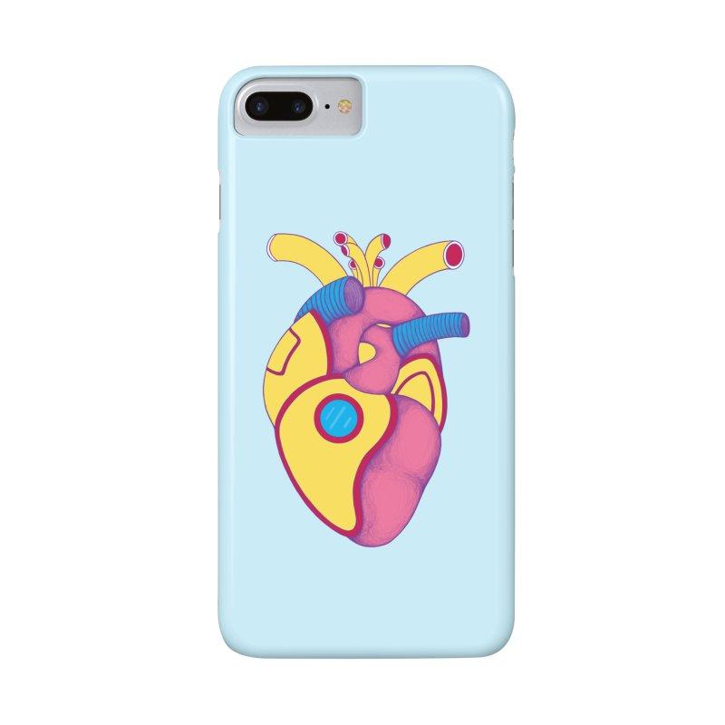 Yellow Submarine Heart Accessories Phone Case by Ranggasme's Artist Shop