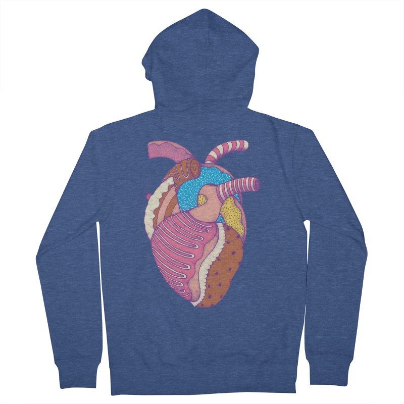 Sweet Heart Women's Zip-Up Hoody by Ranggasme's Artist Shop