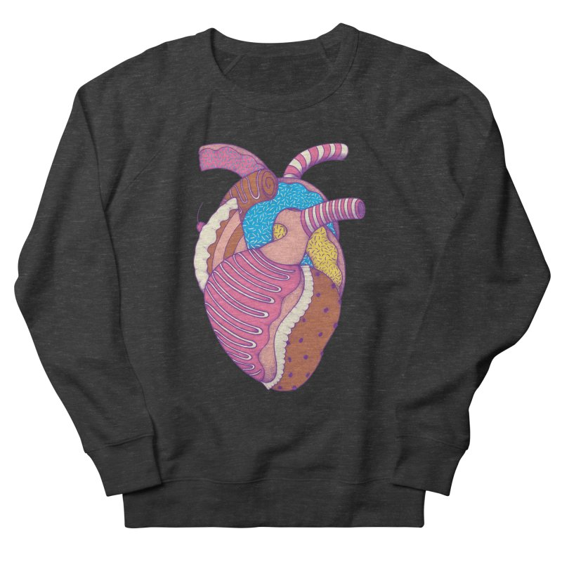 Sweet Heart Women's Sweatshirt by Ranggasme's Artist Shop