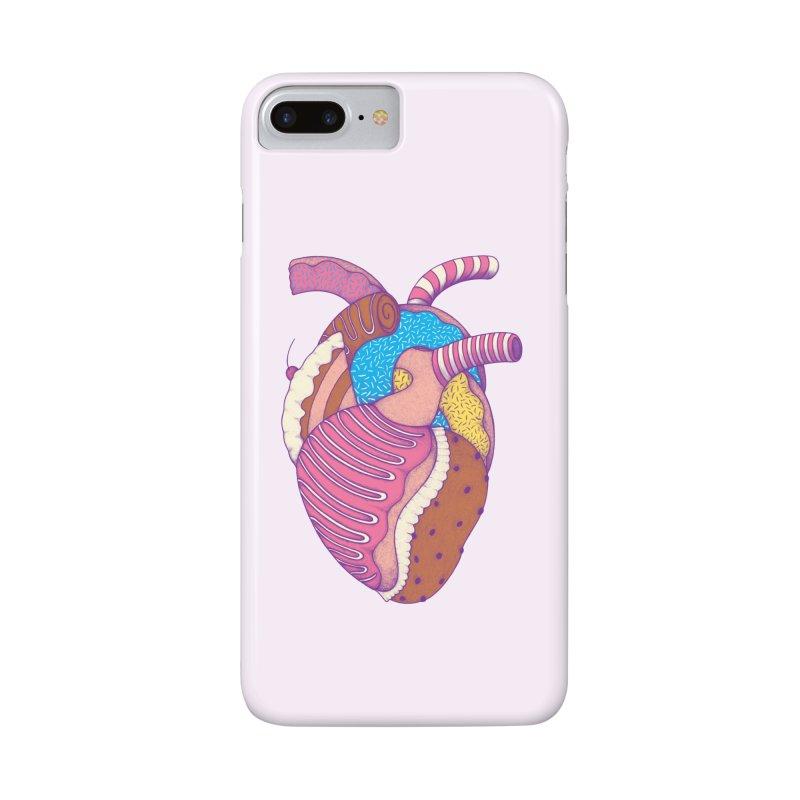 Sweet Heart Accessories Phone Case by Ranggasme's Artist Shop