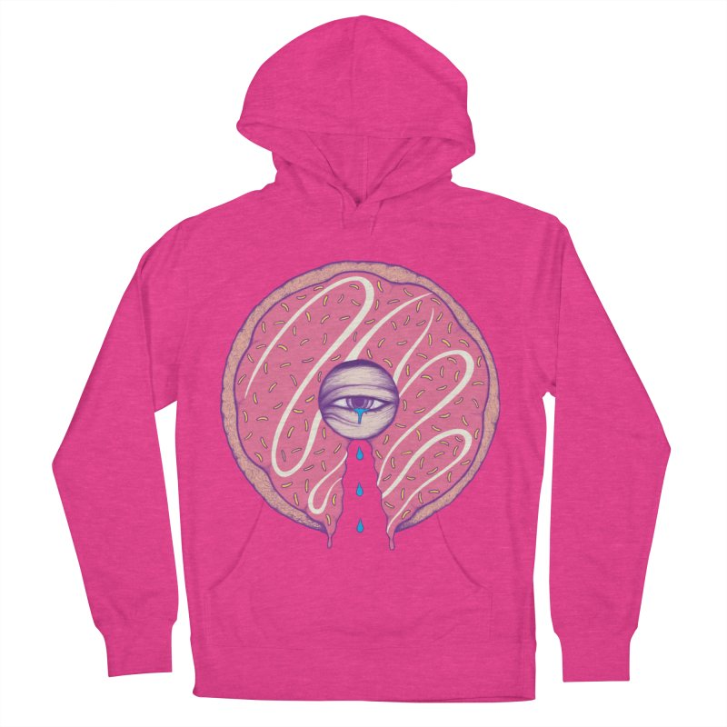 Donut Cry Men's Pullover Hoody by Ranggasme's Artist Shop