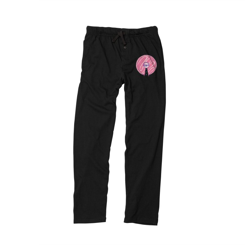Donut Cry Men's Lounge Pants by Ranggasme's Artist Shop