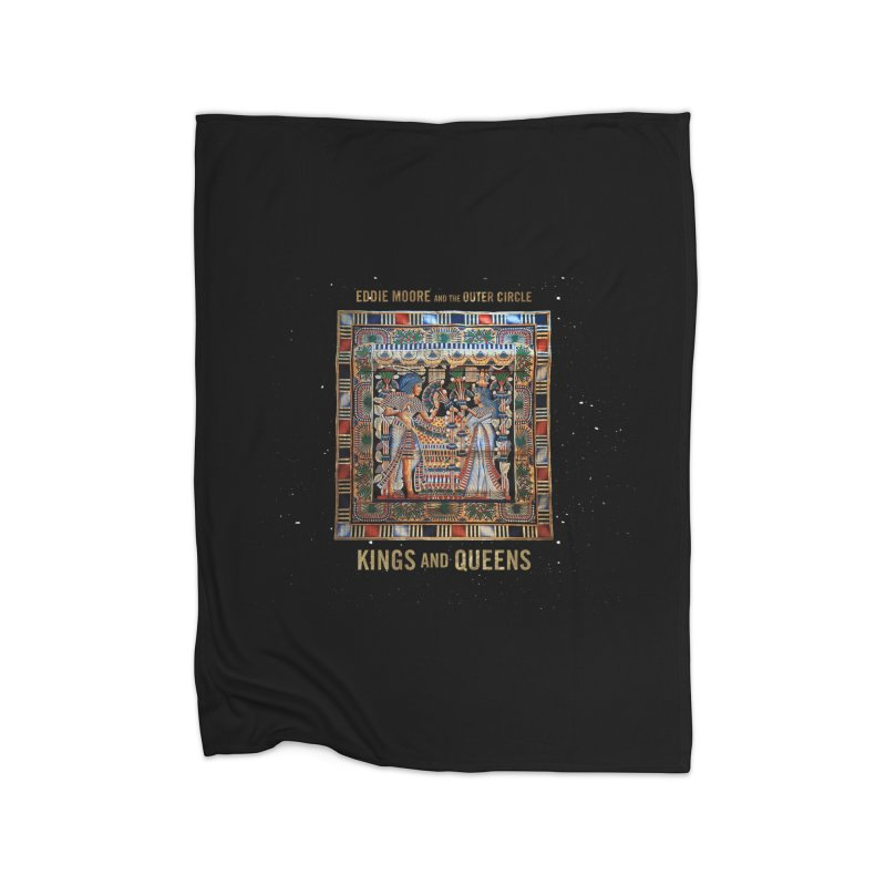 Kings and Queens Home Fleece Blanket by RIK.Supply