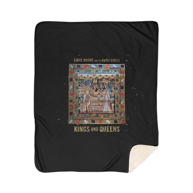Kings and Queens Home Sherpa Blanket Blanket by RIK.Supply