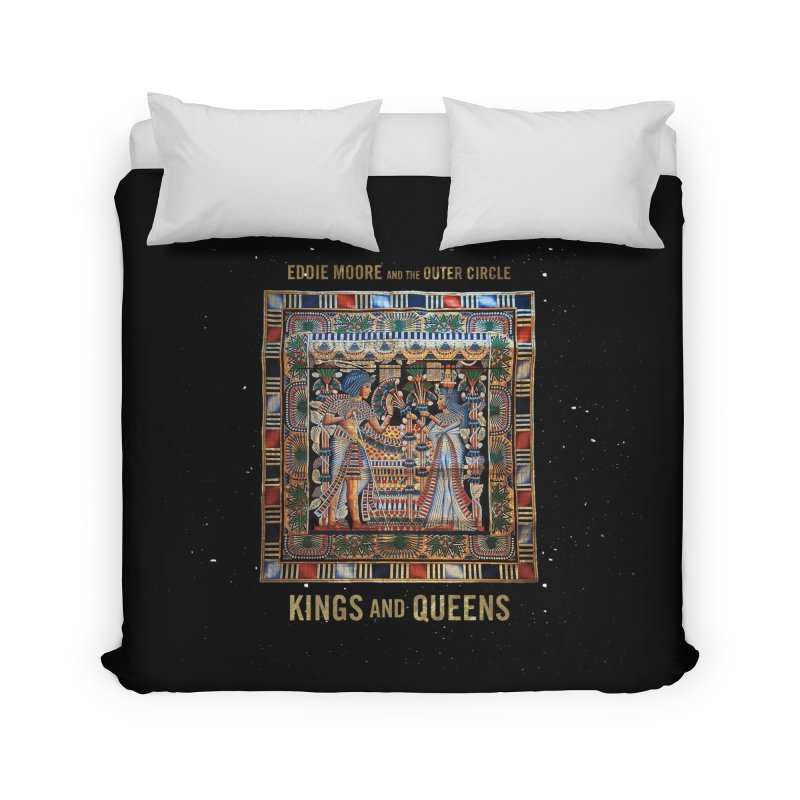 Kings and Queens Home Duvet by RIK.Supply
