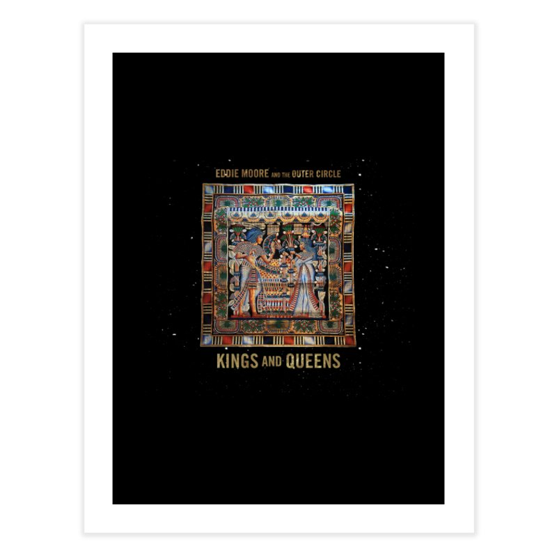 Kings and Queens Home Fine Art Print by RIK.Supply