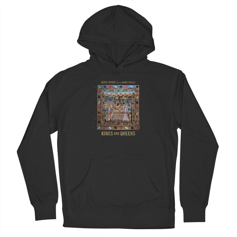 Kings and Queens Men's French Terry Pullover Hoody by RIK.Supply