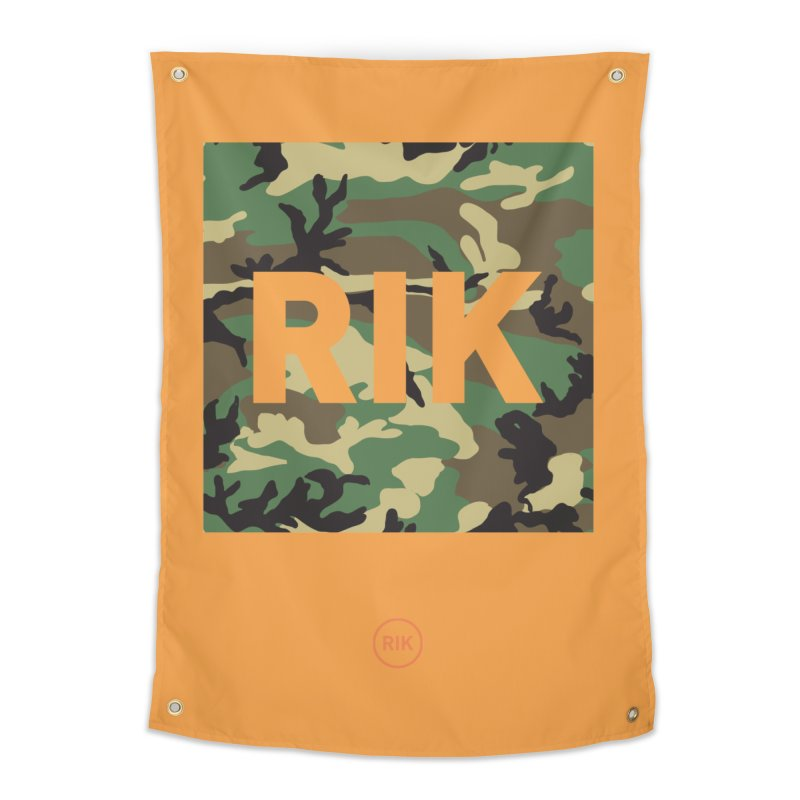 RIK Block (Woodland) Home Tapestry by RIK.Supply