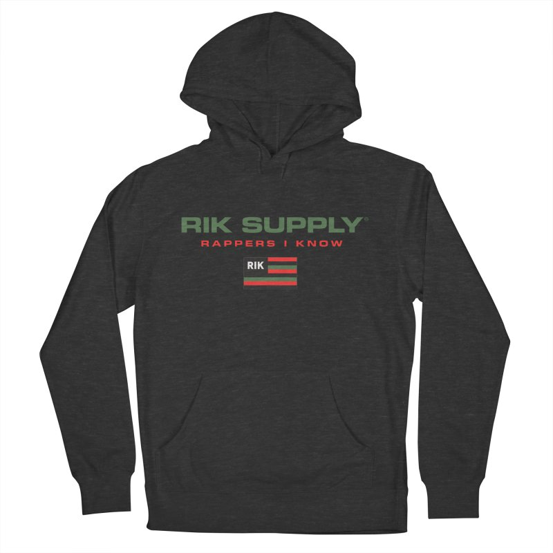 RIK SUPPLY SPORTY (RGB) Women's Pullover Hoody by RIK.Supply