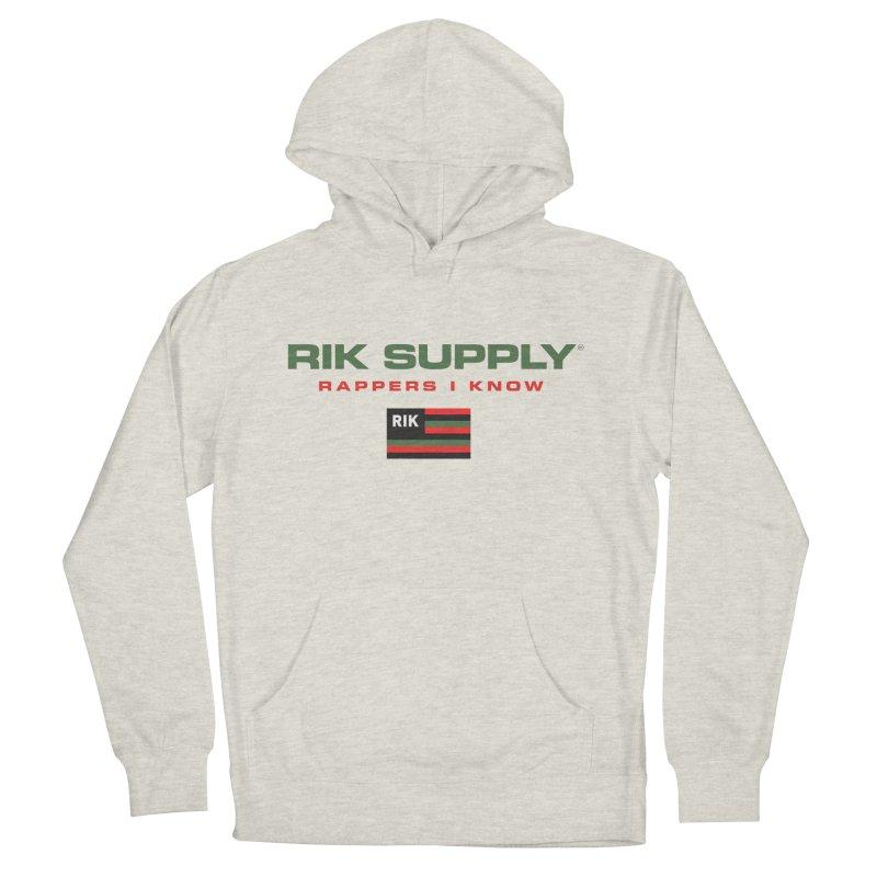 RIK SUPPLY SPORTY (RGB) Men's Pullover Hoody by RIK.Supply