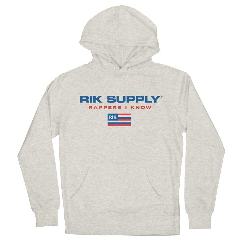 RIK SUPPLY SPORTY (RWB) Women's Pullover Hoody by RIK.Supply