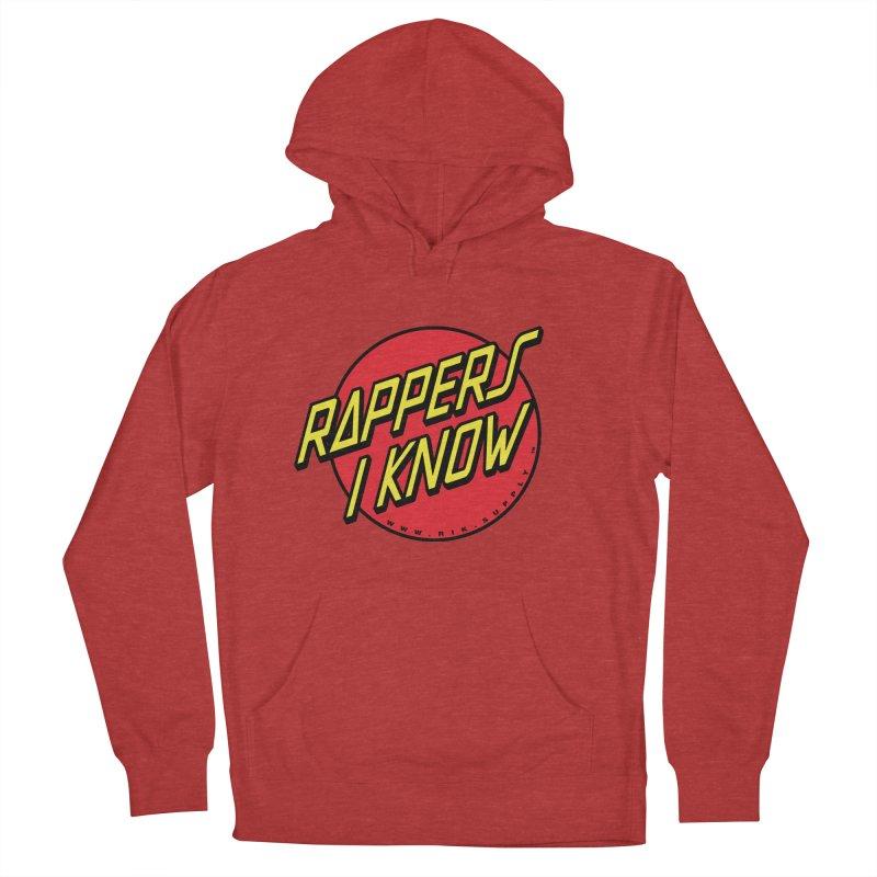 RIK Wavy Women's Pullover Hoody by RIK.Supply