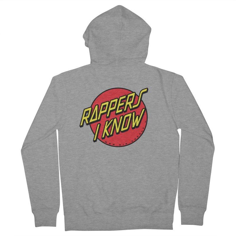 RIK Wavy Women's Zip-Up Hoody by RIK.Supply
