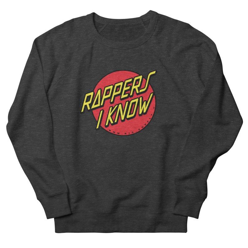 RIK Wavy Women's Sweatshirt by RIK.Supply