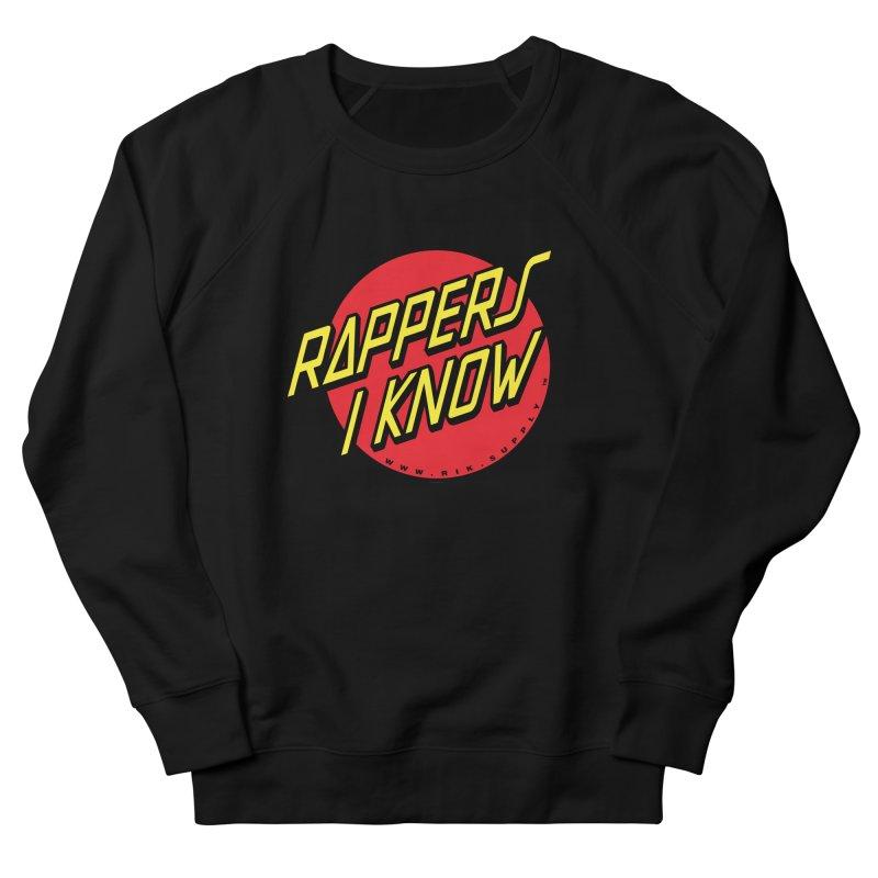 RIK Wavy Men's Sweatshirt by RIK.Supply