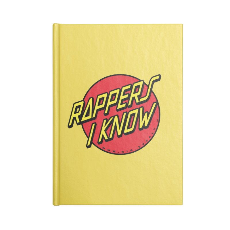 RIK Wavy Accessories Notebook by RIK.Supply