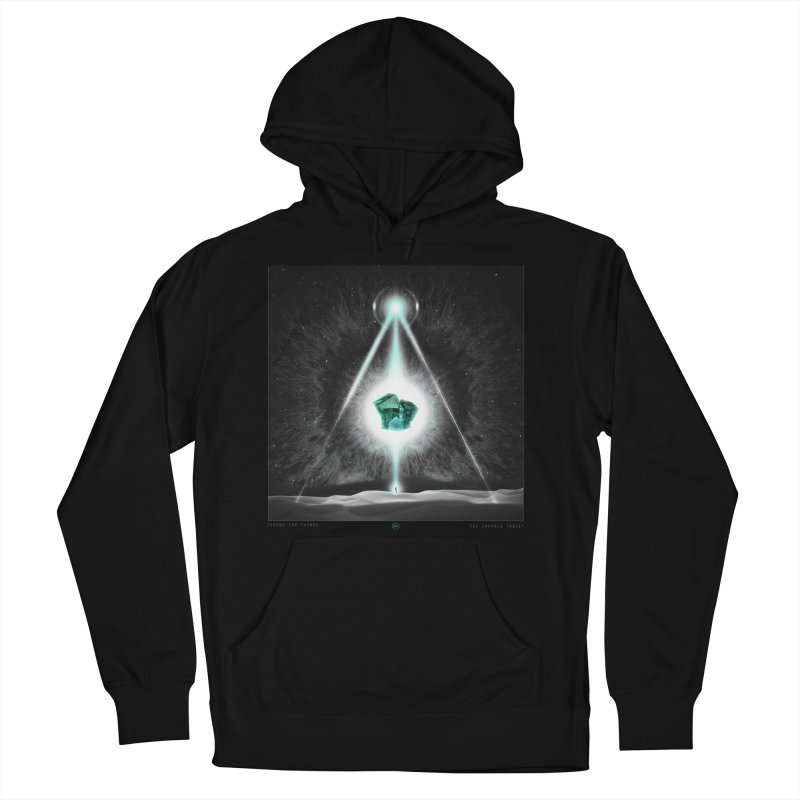The Emerald Tablet Men's Pullover Hoody by RIK.Supply