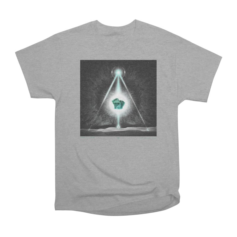 The Emerald Tablet Men's Classic T-Shirt by RIK.Supply