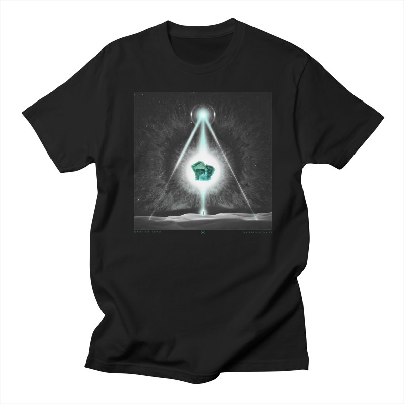 The Emerald Tablet Men's T-Shirt by RIK.Supply
