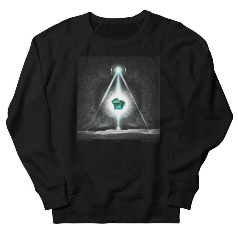 The Emerald Tablet Women's Sweatshirt by RIK.Supply