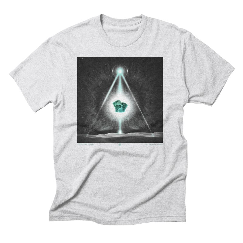 The Emerald Tablet Men's Triblend T-shirt by RIK.Supply
